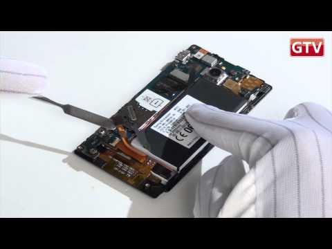 Sony Xperia Sola - как разобрать смартфон и из чего он состоит