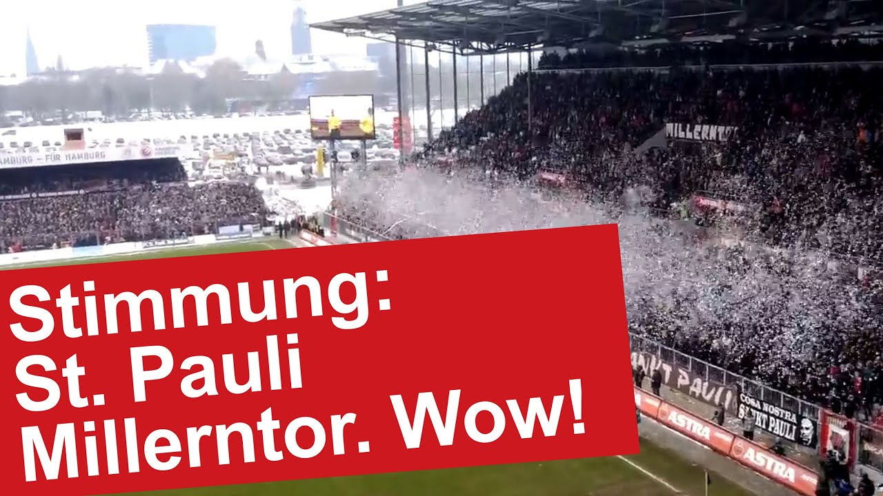 stimmung st pauli millerntor stadion hamburg inkl hells bells ac dc youtube. Black Bedroom Furniture Sets. Home Design Ideas