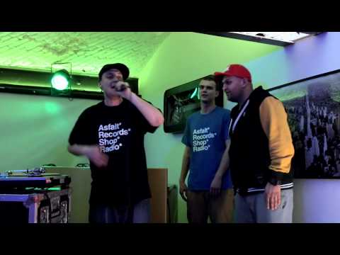 Music video DJ Haem feat. Sarius, Zorak, Kliford - Record Store Day Warszawa 2014 - Music Video Muzikoo