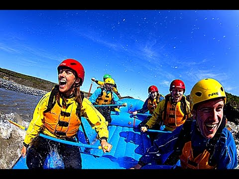 White Water Rafting Iceland with Arctic Adventures