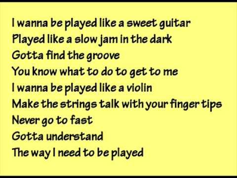 Ashley Roberts - Played (With Lyrics)