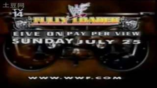 WWF Fully Loaded 1999 Commercial