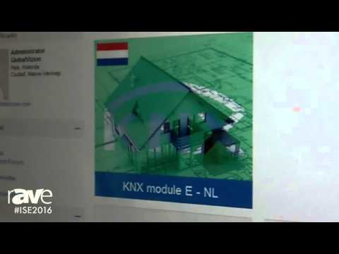 ISE 2016: KNX Proudly Presents GlobalVizion