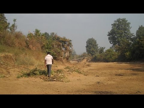 Sand Mining is causing, farmers their fields - Mohanlal reports for IndiaUnheard