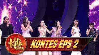 Download Lagu Spektakuler! Pembukaan Yang Sangat Meriah Oleh Para Juri - Kontes KDI Eps 2 (7/8) Gratis STAFABAND