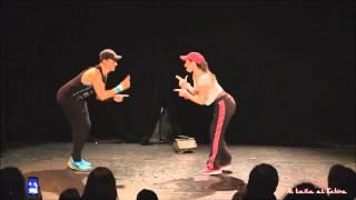مهرجان الوسادة الخالية أداء الراقصة يائيل زاركا وزومزوم
