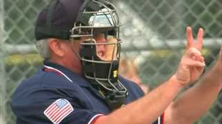 Little League Umpire (Texas Country Reporter)