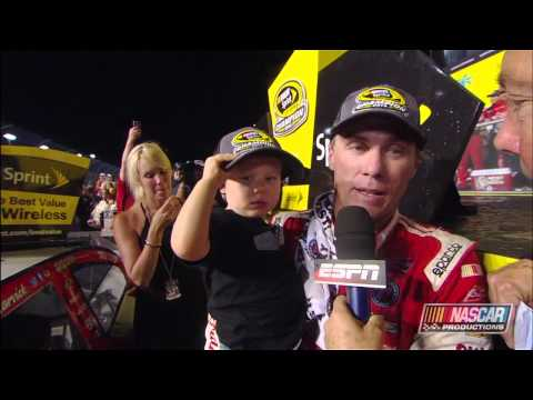 Harvick Takes the Victory at Homestead and the 2014 NASCAR Sprint Cup Series Championship
