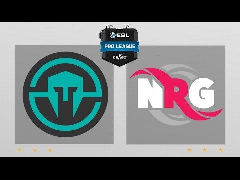 CS:GO - Immortals vs. NRG [Cache] Map 2 - ESL Pro League Season 5 - NA Matchday 15