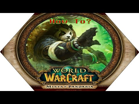 iTEST Pandashan serveur privée private server Mist of Pandaria