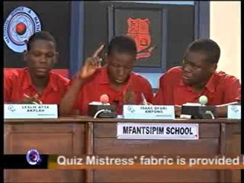 2012 EDITION: YAA ASANTEWAA GIRLS VS MFANTSIPIM SCHOOL