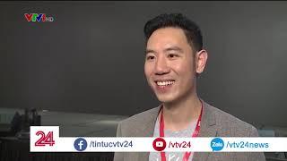 Nhà sáng lập đồng Ethereum xuất hiện tại Việt Nam   VTV24