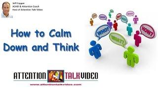 ADHD Tips: Managing Emotional Self-Regulation
