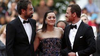 68. Cannes Film Festivali'nin Ilk ödülleri