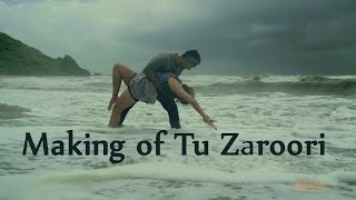 download lagu Making Of Song Tu Zaroori  Zid  Sunidhi gratis