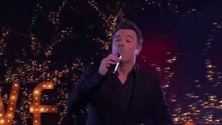 "Seth MacFarlane, Meghan Trainor and Katharine McPhee Perform at ""The Grove Christmas"" Event"