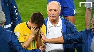Scolari - 'Six minutes of nightmares' | Brazil 1-7 Germany