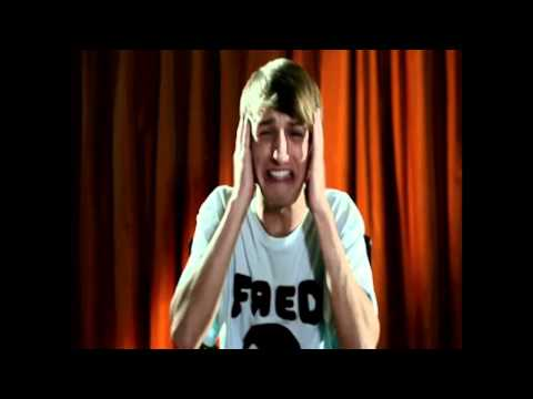 Fred Figglehorn - The Babysitter's a Vampire (Real Voice)