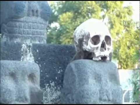 Día de muertos en Mixquic 2011
