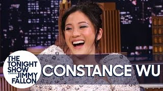 Constance Wu Reacts to Fresh Off the Boat Bloopers