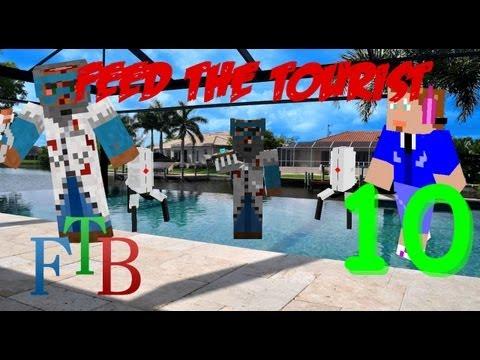 Yogcraft FTB modpack! Ep. 10