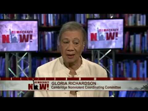 Civil Rights Pioneer Gloria Richardson, 91, on How Women Were Silenced at 1963 March on Washington