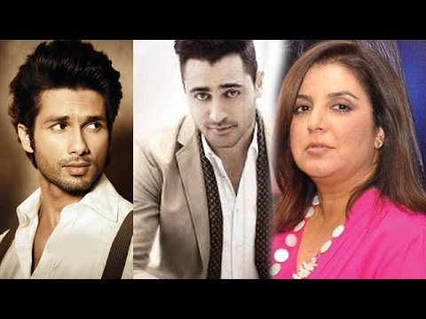 Bollywood News in 1 minute  13012015 Shahid Kapoor,Imran Khan,Farah Khan