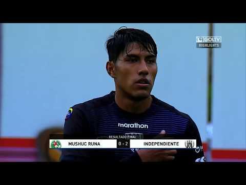 Mushuc Runa 0:2 Independiente