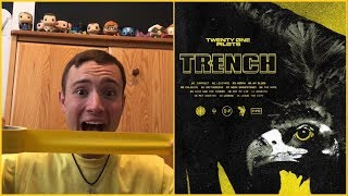 Twenty Øne Piløts - Trench Album FIRST REACTION/REVIEW