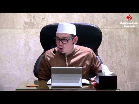 Bab.21 Urgensi Ilmu Tentang Nama - Nama Allah Dan Sifat - SifatNya #4 - Ustadz Ahmad Zainuddin, Lc