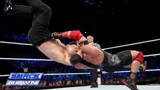 Rybackගෙන් Kaneට .. Ryback vs. Corporate Kane: SmackDown, November 14, 2014