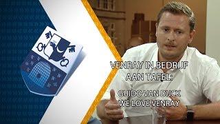 Venray in bedrijf aan tafel: Guido van Dijck We Love Venray