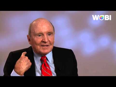 Five Questions with... Jack Welch