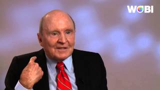 Five Questions with Jack Welch