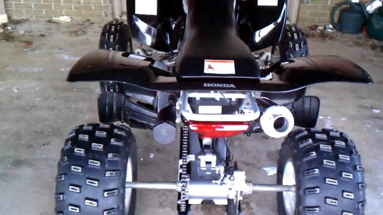 Honda 400ex 07 Mods Hmf Exhaust