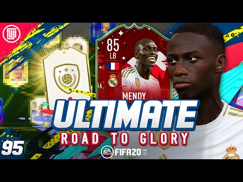 NEW PRIME ICONS!!!! ULTIMATE RTG #95 - FIFA 20 Ultimate Team Road to Glory