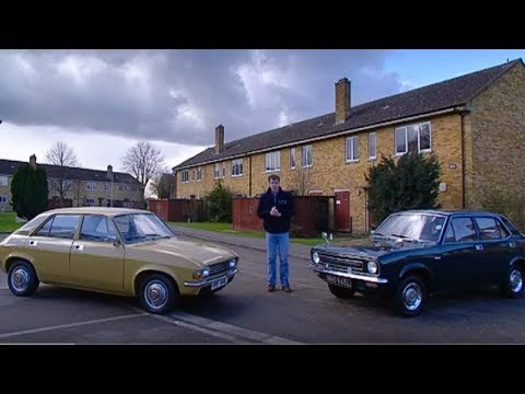 BBC: Which One Is Worse? Allegro V Marina - Clarkson's Car Years