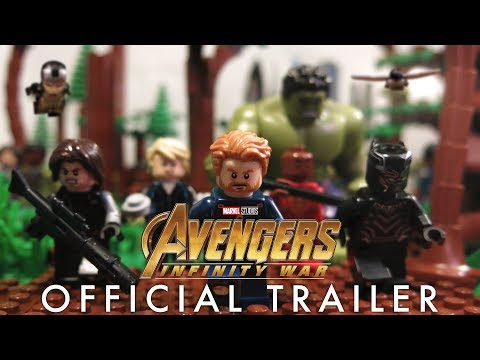 Avengers: Infinity War TRAILER #1 - Video Dailymotion