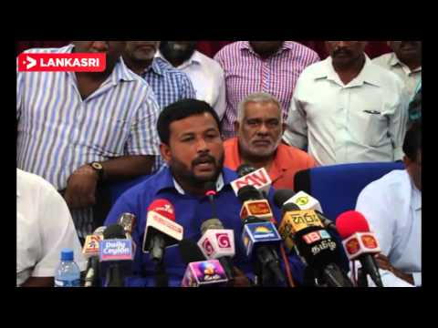 Accelerate resettlement of Muslims in Jaffna - Rishad
