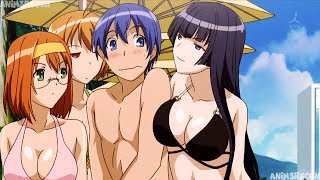 Top 10 Anime Where Main Character Is Surrounded By Many Girls [HD]