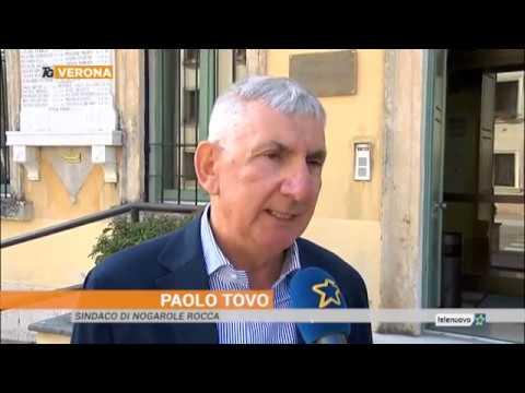 Servizio TG del 09.10.18 - 1 milione e 200 mila euro per riammodernare le reti idriche di Nogarole Rocca.