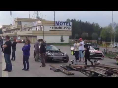 Toyota GT86 Przygoński Drift Edition second run in Kielce
