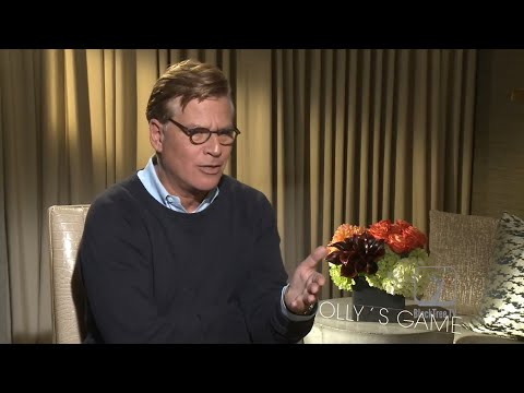 Aaron Sorkin Mollys Game ⛷🎲 Interview
