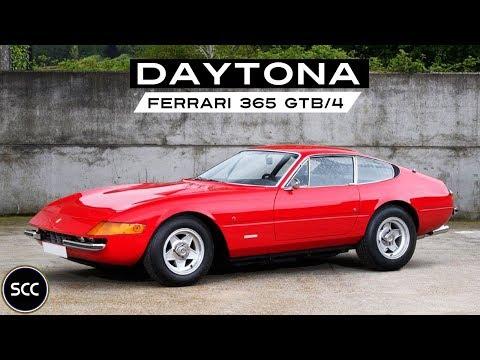(HD) SCC: Ferrari 365 GTB/4 Daytona 1973 - Giro di Prova - Test Drive - Probefahrt
