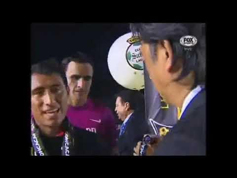Monterrey TRI CAMPEÓN Concachampions 2013