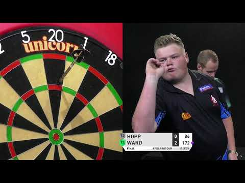 Hopp v Ward - Final - Players Championship 16