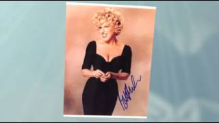 Watch Bette Midler Shining Star video
