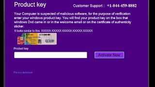 How To Fix Windows Blocked Fake Product Key Virus. (READ DESCRIPTION!)