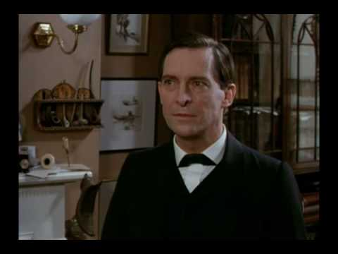 Jeremy Brett - Best Ever Sherlock Holmes Quotes (Season One)