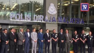 Majlis Penyerahan KIA Sorento CRDI SUV 4x4